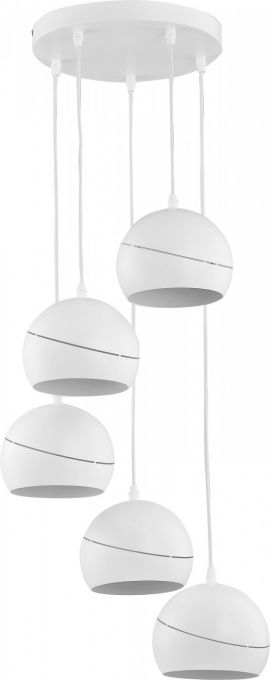 Yoda Orbit White lampa wisząca 2075 TK Lighting