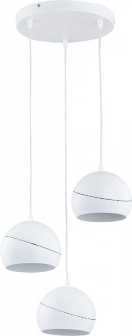Yoda Orbit White lampa wisząca 2074 TK Lighting